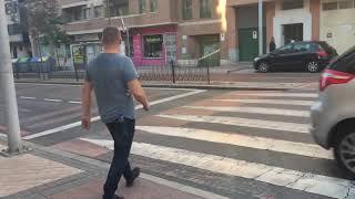 Italiano maravillado por el alto grado de civismo de los españoles
