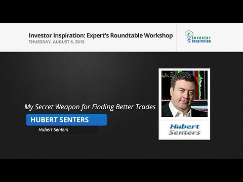 My Secret Weapon for Finding Better Trades | Hubert Senters