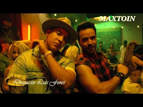 Despacito Luis Fonsi  ft Daddy Yankee  Piano Maxtoin