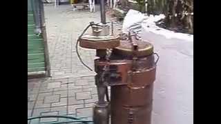 видео Схема и чертежи устройства газогенератора