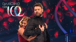 Oh Mandy! Brian Skates to a Westlife Classic | Dancing on Ice 2019