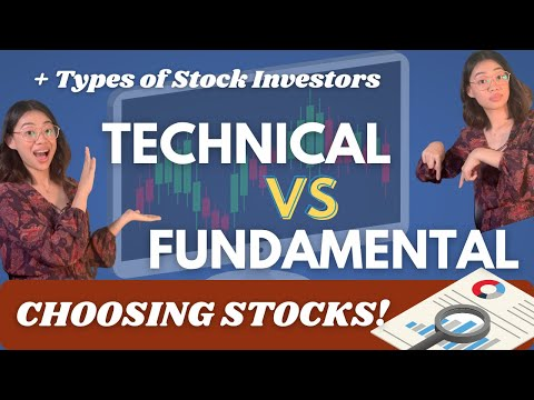 TECHNICAL ANALYSIS VS FUNDAMENTAL ANALYSIS | Stock Market 101 | Types of Investors pt 3