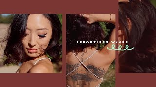Effortless Waves Using Dyson's New Airwrap!