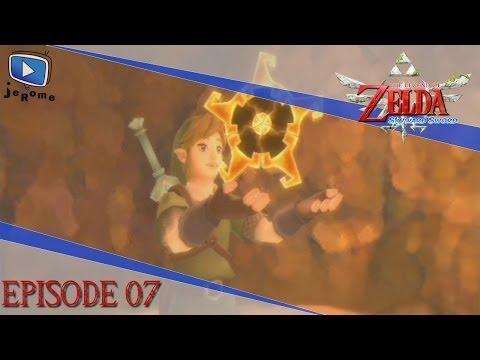[FR] Zelda Skyward Sword - 07 - Les clefs cachées tu trouveras