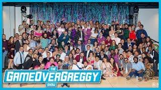 Kinda Funny Prom Full Recap - The GameOverGreggy Show Ep. 240