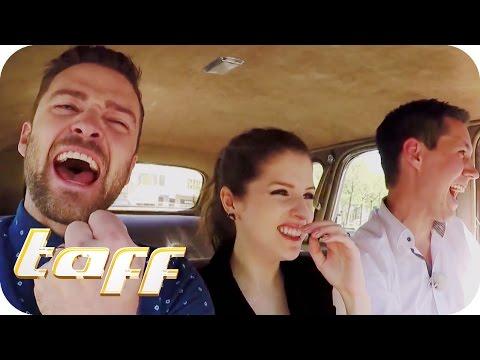 90er Party mit Justin Timberlake und Anna Kendrick | taff | ProSieben