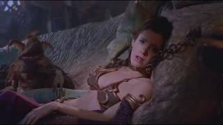 Gold Bikini Leia: Rescue, or Enslave?