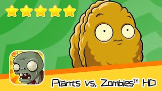 Plants vs  Zombies™ HD Adventure 1 Day Level 08 Part 1 Walkthrough The zombies are coming! Recommend