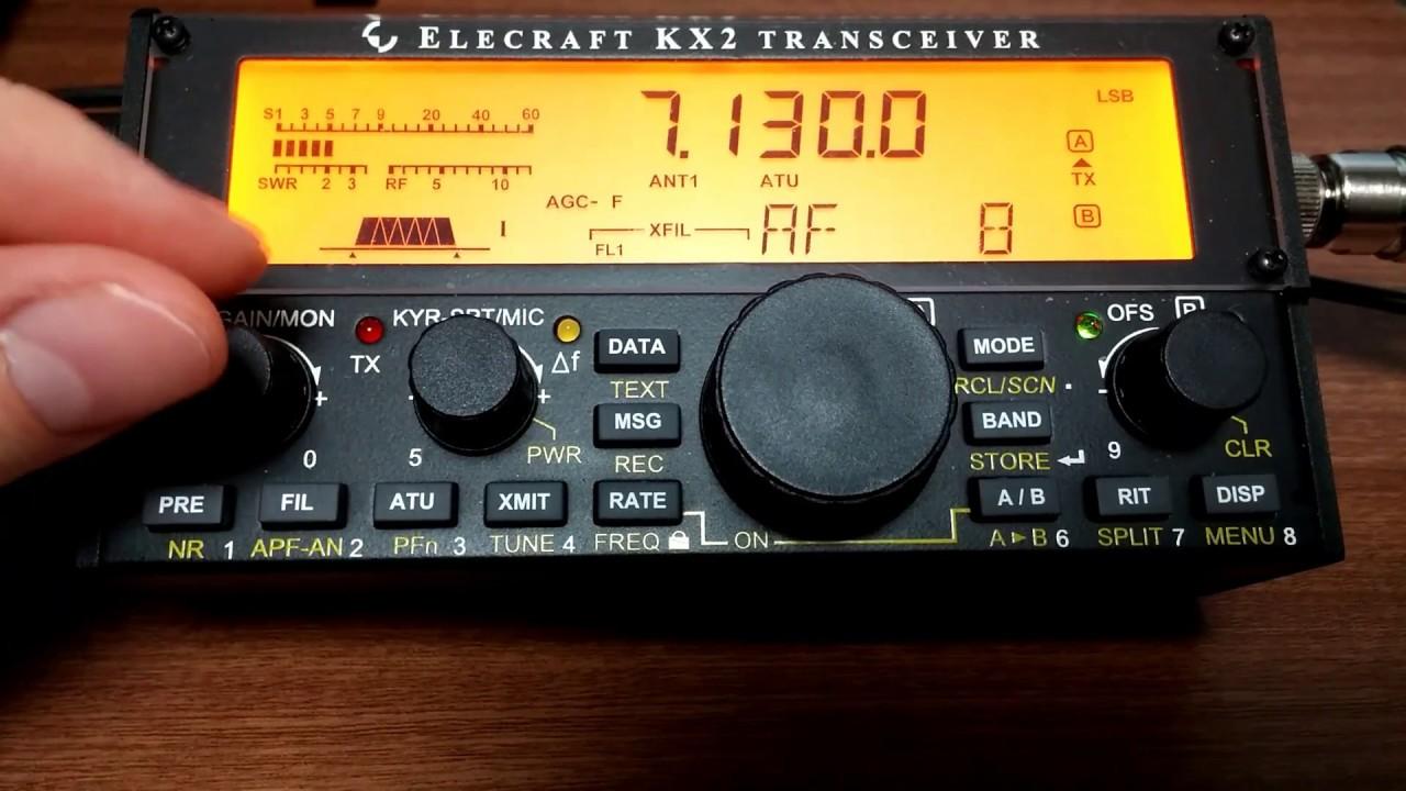Elecraft k3 cw decoder software