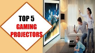 Top 5 Best Gaming Projectors 2018 | Best Gaming Projector Review By Jumpy Express