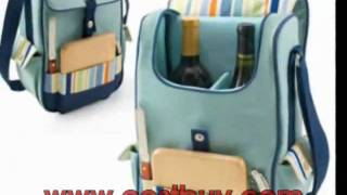 New Picnic Time Baskets Wine Cooler Blanket BBq Grills Sports Chair FREE SHIPPING www.costbuy.com