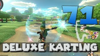 [71] Deluxe Karting (Mario Kart 8 Deluxe w/ GaLm and friends)