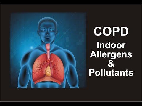 COPD Indoor Allergens & Pollutants