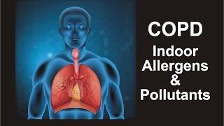 COPD - Indoor Allergens & Pollutants