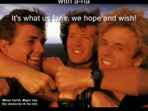 The Bandstand - A-ha 25 years