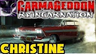 AGAINST CHRISTINE - Carmageddon Reincarnation
