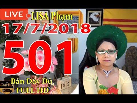 khai-dn-tr-lisa-phạm-số-501-live-stream-19h-vn-8h-sng-hoa-kỳ-mới-nhất-hm-nay-ngy-17-7-2018
