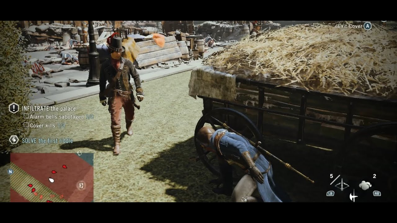 Assassin S Creed Unity Sequence 8 Memory 1 The King S