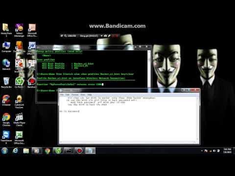 hướng dẫn hack wifi bằng backtrack từ a--- z - Hướng Dẫn Hack Password Wifi Hacker Attack Sony