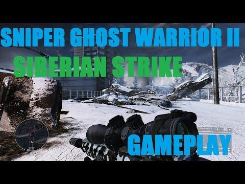 Sniper Ghost Warrior 2 Siberian Strike Gameplay [PC HD] |