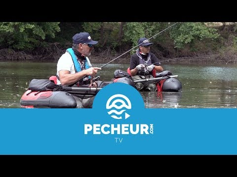 Battle Pecheur.com #2 Black-bass en float-tube : leurres souples Vs leurres durs