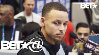 NBA All Stars Cast Their Votes for Best Basketball Film of All Time | BET@