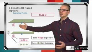 3 Benefits of Trading Naked Options | Options Trading Concepts