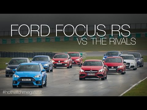 Ford Focus RS vs every rival (TRAILER)