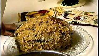 The German Chocolate Cake