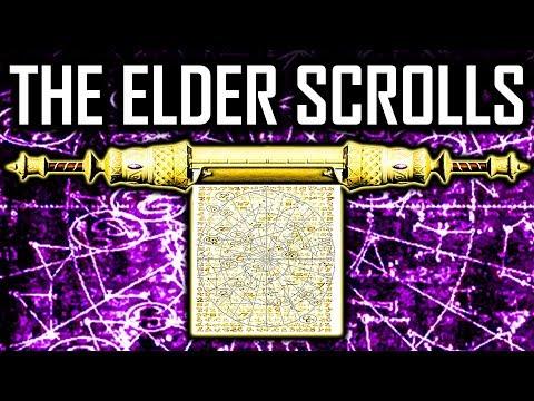 What Are The ELDER SCROLLS? - Elder Scrolls LORE