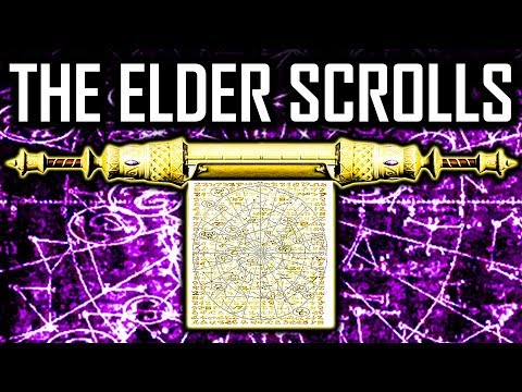 What Are THE ELDER SCROLLS? - Elder Scrolls LORE