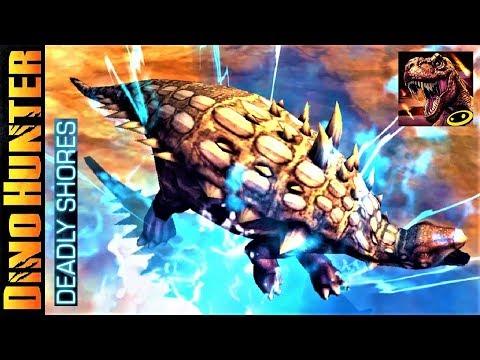 Dino Hunter Deadly Shores [Region 6] [Event Series Hunting]