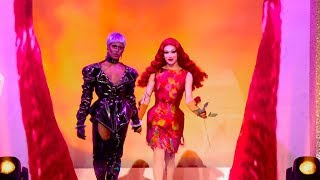Sasha Velour vs. Shea Couleé Lipsync Finale (from RuVealed)
