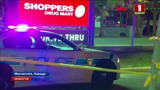 В Канаде разыскивают двух мужчин, устроивших взрыв в ресторане