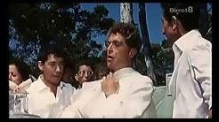 Darry Cowl : 'Le triporteur' imite Pierre Fresnay (Dr Schweitzer).