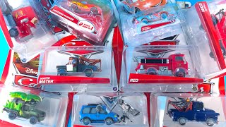 Disney CARS Deluxe Car Diecast Car Collection for kids with Color Changer Lightning McQueen