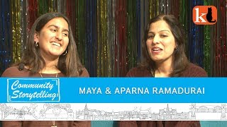 EATING DISORDERS  /  APARNA AND MAYA RAMADURAI
