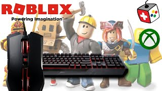 How to play Roblox with keyboard and mouse on Xbox One