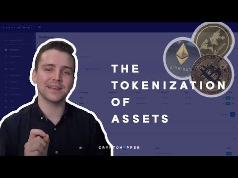The Tokenization of Assets – Cryptohopper