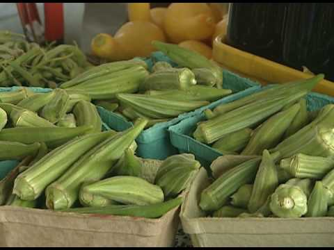 Fresh Okra Recipes and Tips from The Produce Lady