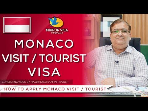 Monaco visit/tourist visa 2020 ||  apply Monaco visa || High visa chances ||