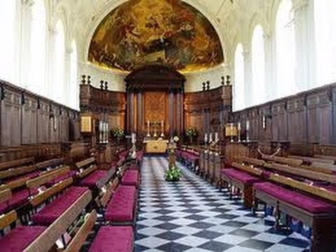 EXPLORING the historic WREN CHAPEL of the Royal Hospital Chelsea, LONDON