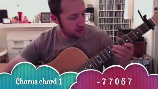 HOW TO PLAY: Down the Line (Jose Gonzalez)