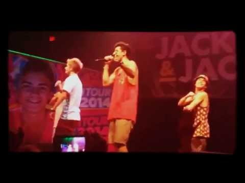 Jack And Jack - Cold Hearted (Live Music Video)