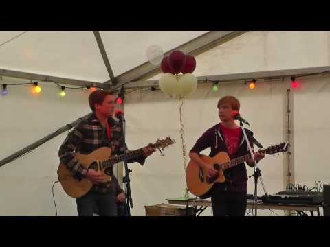 Jack Jones & Luke Anderson Live at Gig On The Green 2013