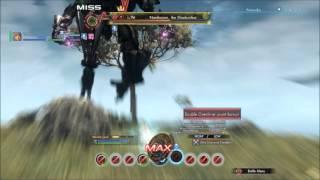Xenoblade X - Nardacyon - Solo-on-Foot - Galaxy Knight