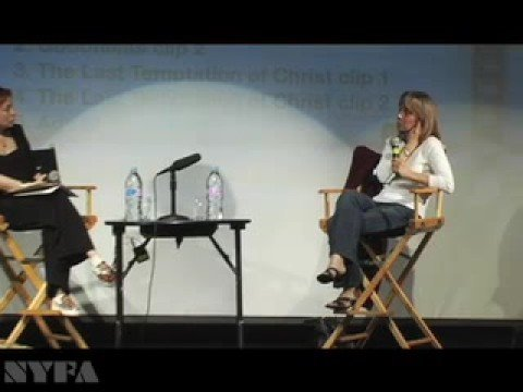 Guest Lecture Barbara DeFina (part 1) - New York Film Academy (NYFA) clip