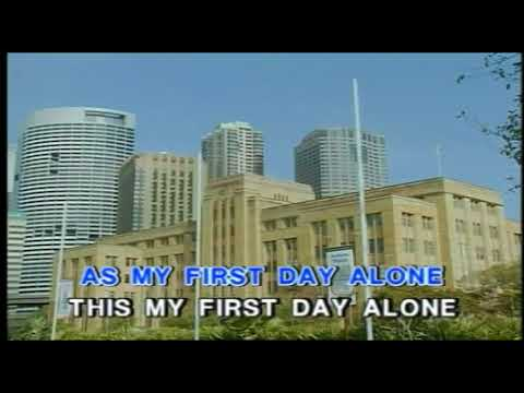 The Cascades   -   My First Day Alone ..... KaraokeTubeBox