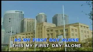 The Cascades - My First Day Alone ..... KaraokeTubeBox