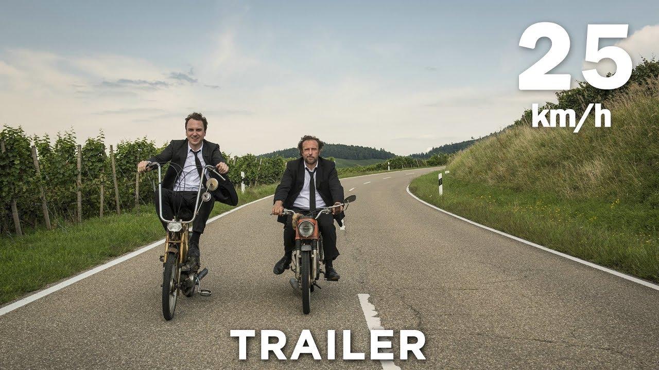25 km h trailer